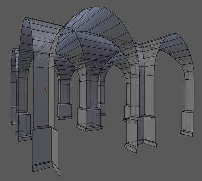Tutorials About Low Poly Modeling For Architecture