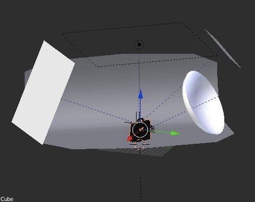Видеоурок по blender 25