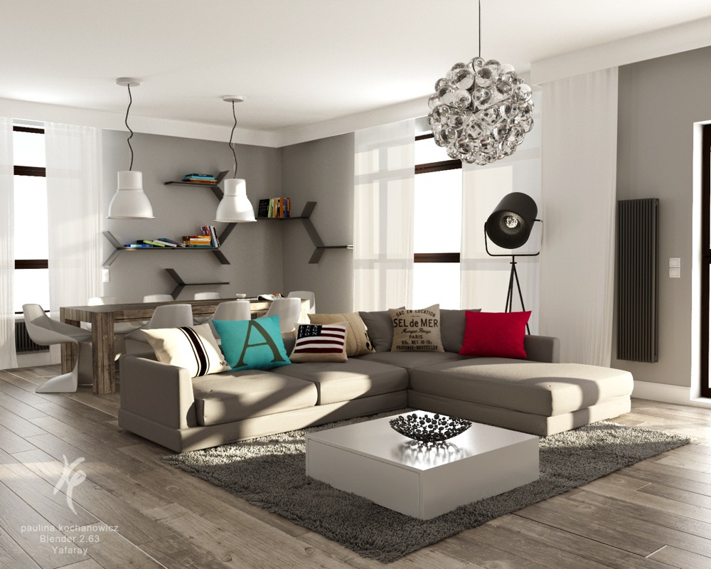 How to render carpets for architecture with blender for Design your living room online 3d
