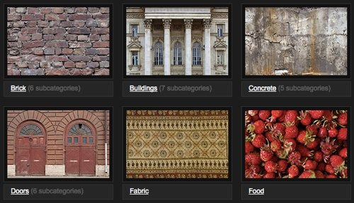 Free download of textures for architecture