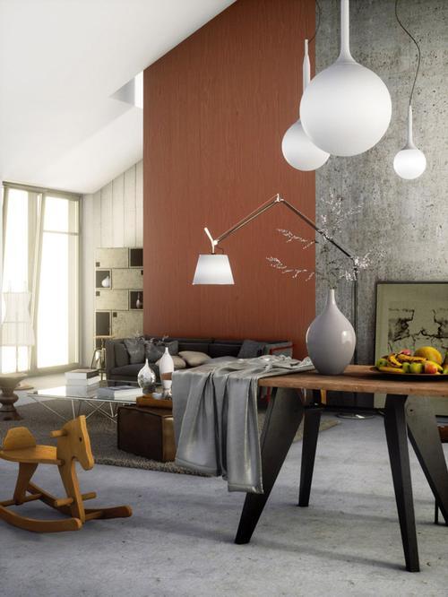 Interior visualization with Blender and Octane Render