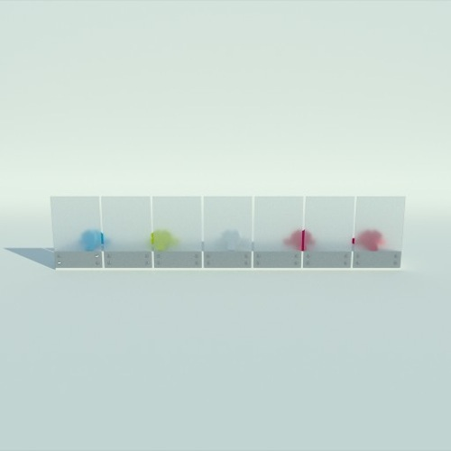 frosted glass shader for Cycles