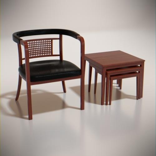 Free furniture for architecture