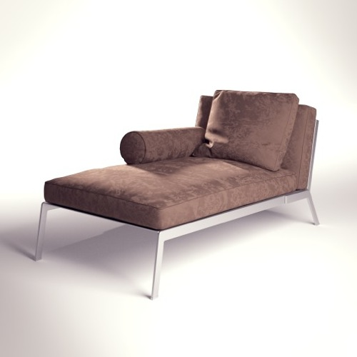 Flexform Happy Chaiselongue
