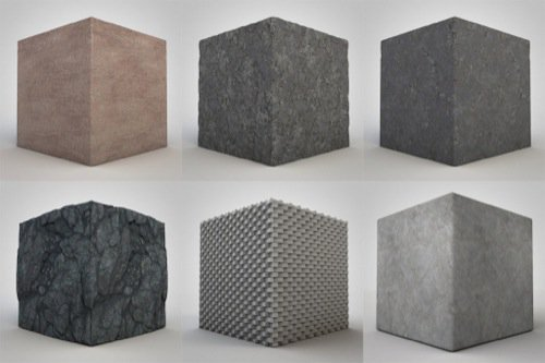 80 free seamless textures for architecture • Blender 3D
