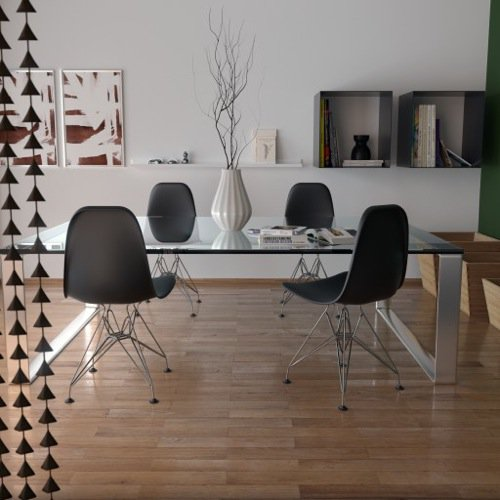 Free download: Dining room scene in Cycles • Blender 3D Architect