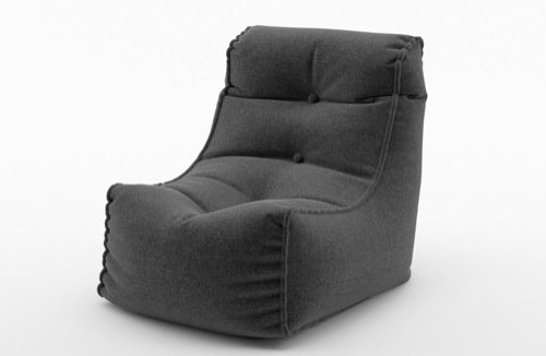 From The Description Of The Model, You Will Find That This Furniture Object  Is For Artists Using 3dsmax. Fortunately, One Of The Versions Of The Pouf  Is An ...