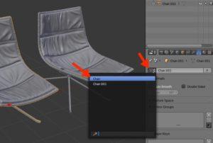 Managing furniture