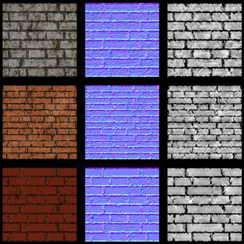 220 free seamless textures for architecture