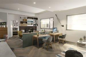 Interior rendering: From Revit to Blender Eevee