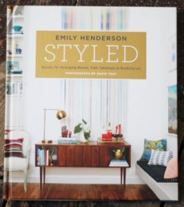 Recommended books about interior design