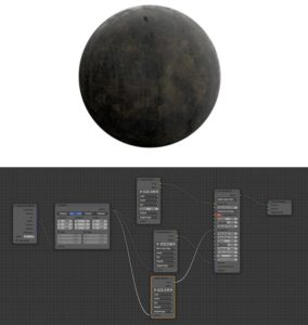 Free tileable PBR textures for Blender