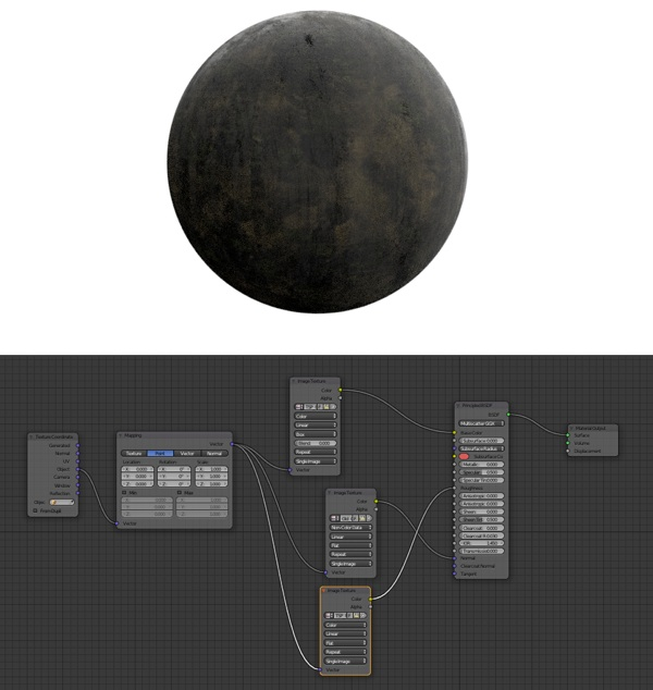 Free tileable PBR textures for Blender • Blender 3D Architect