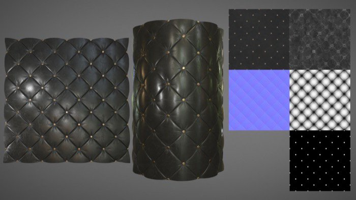 30 Free PBR materials for architecture • Blender 3D Architect