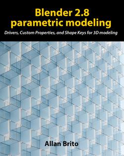 Blender 2.8 parametric modeling